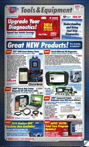 Auto Parts Flyer April 2015