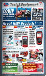 Auto Parts Flyer 2016