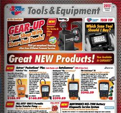 December Tools Flyer