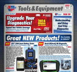 Auto Parts Flyer April 1 2015