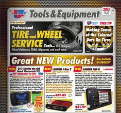 Tool Auto Parts Flyer